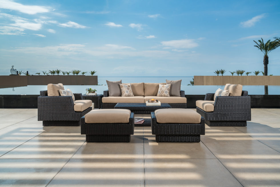 15% Off Portofino Heather Beige: Browse Outdoor Patio Sets And More